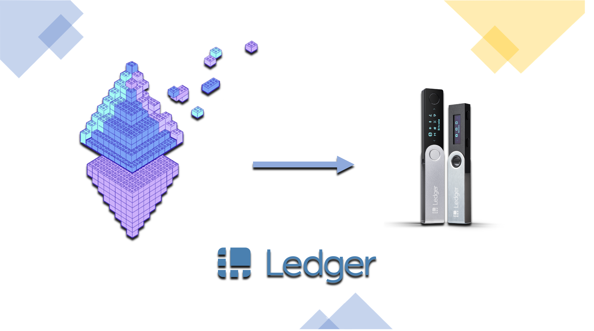 Ledger; tutto pronto per ETH 2.0