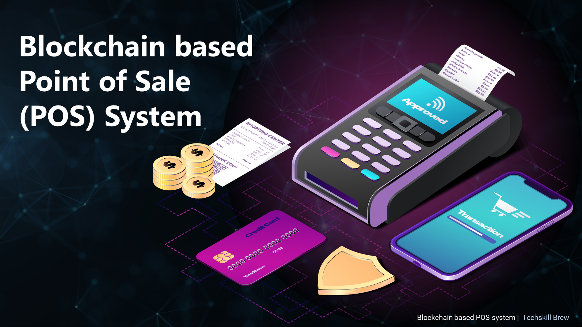 POS blockchain: guida all'uso